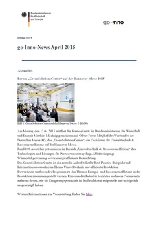 Screenshot go-Inno-News April 2015
