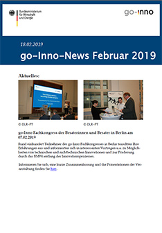 Screenshot go-Inno News Februar 2019